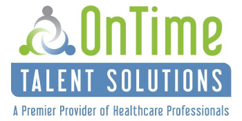 On Time Talent Solutions Logo